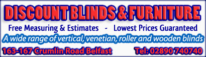 Discount Blinds - Official Sponsor