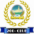 Click for information on the 200+ Club Scheme
