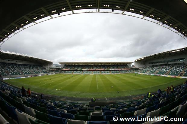 Photos of the new Windsor Park | Stadium Redevelopment ...